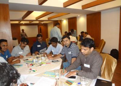Leadership & Management Development activites, Pygmalion event@Halcycon