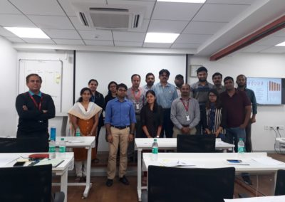Team & Participants of Agile @ NOUS infotech