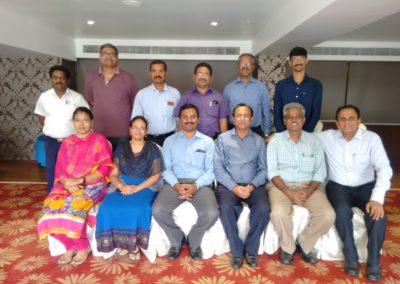 Team presentation, Chrysalists @Savera Chennai