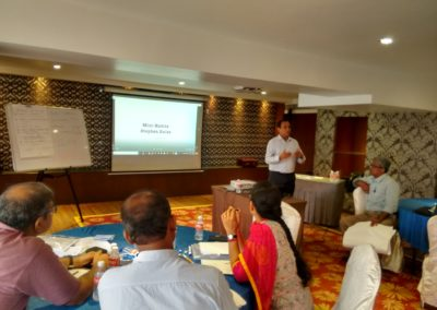 Delivering Business Value, Chrysalists @Savera Chennai- BUmblebee Leadership Academy