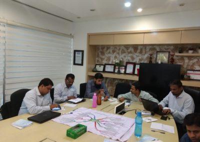 Project development and management, Project management @JMR infotech